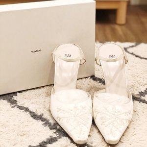 Vera Wang Wedding Shoes